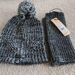 Rebecca Minkoff Hat and gloves